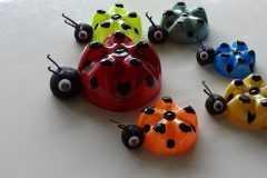 Ladybird-bottles