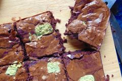 Aero-mint-brownies